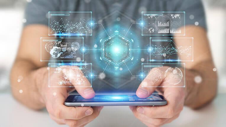 ICT事業(受託システム開発)